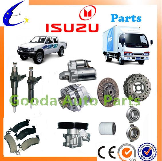 Isuzu Spare Parts