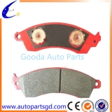 Auto Brake pad for FORD D421 OE F3DZ-2001-A