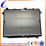 China heating auto aluminium car radiator manufacturer price
