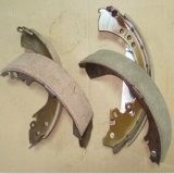 Factory wholesale  hot sale  Offer Cheap non-asbestos brake shoes