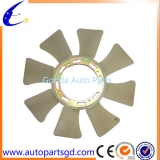 Radiator fan blade for SUZUKI GRAND VITARA V6-17110-77E00