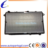 auto spare parts radiator for Toyota cars