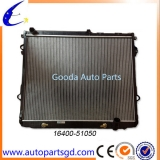 radiator for Toyota Land Cruiser OEM 16400-51050