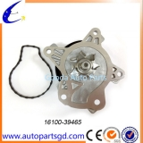 water pump spare parts with high quality oem16100-39465